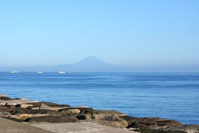 富士山from館山