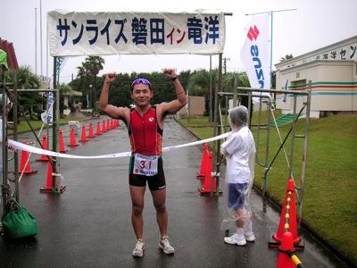 2006サンライズイワタIN竜洋トライアスロン大会