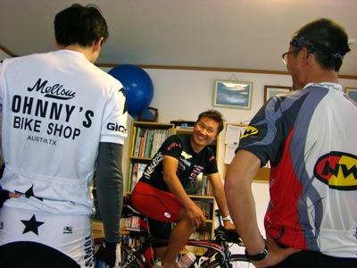 柴田卓也のトータルバイク指導