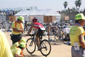 2010トライアスロン伊良湖大会バイク